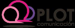 logotipo plot comunicacion