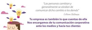 Las personas cambian y generalmente se olvidan de comunicar dicho cambio a los demás